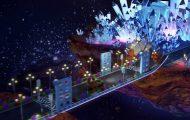 儿童节片头虚拟演示三维动画制作