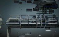 极品军事潜艇三维组装动画