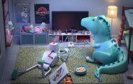 儿童游乐场:装配过程三维动画