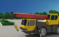 钢结构工程施工演示动画制作