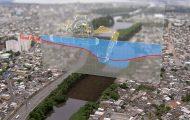 城市基础机械设施建设动画
