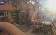 工厂机械实景结合三维模拟动画