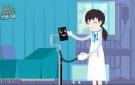 疫情动画视频宣传医学产品